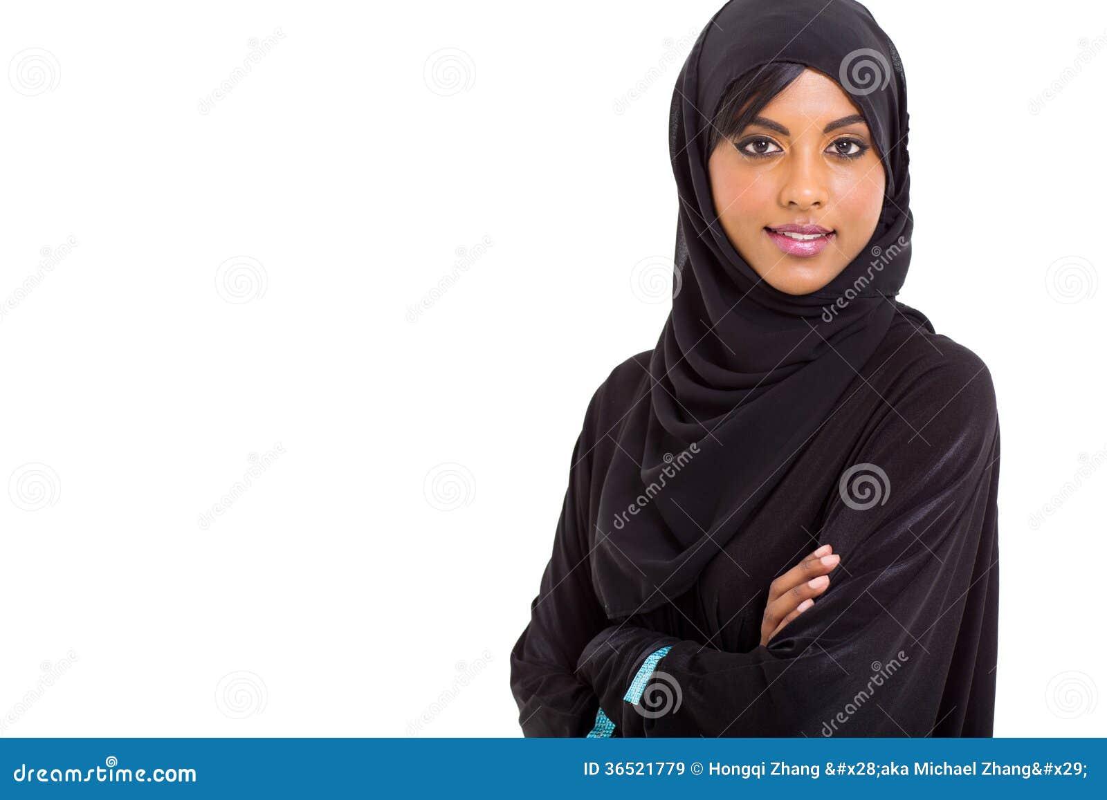 Femme musulmane moderne