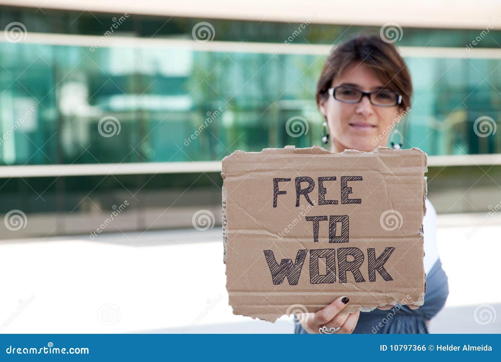 Femme seule sans ressources