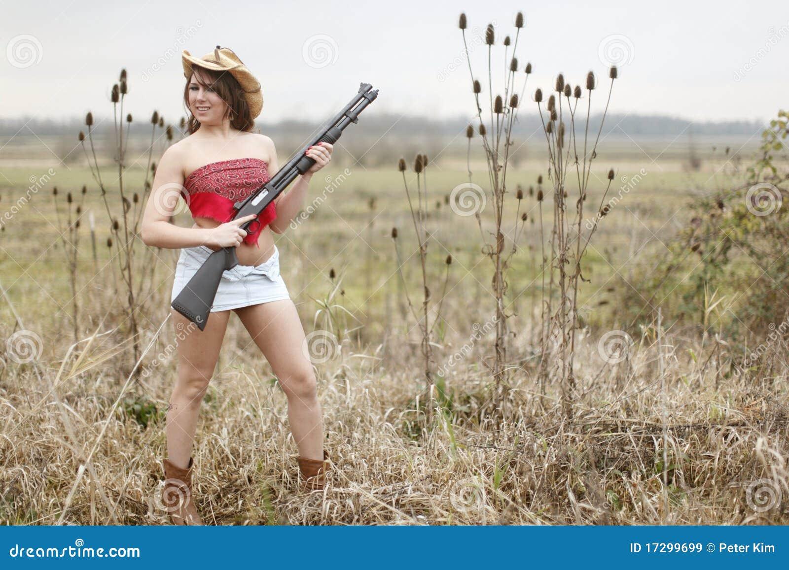 Fille Baise Un Fusil De Chasse - frbiguznet