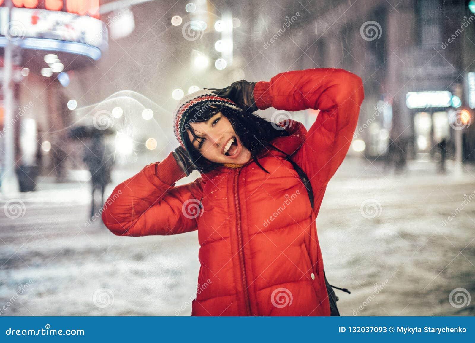parka hiver new york femme