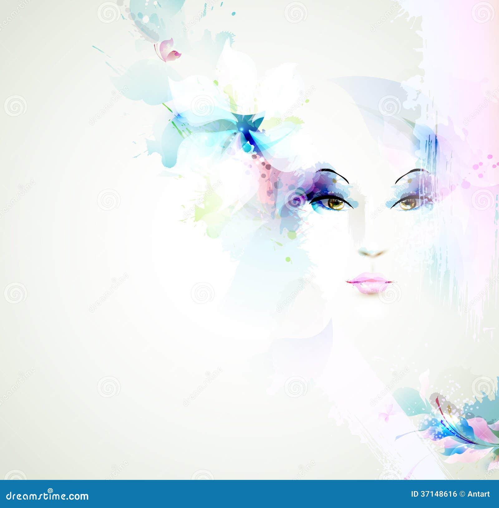 Femmes abstraites