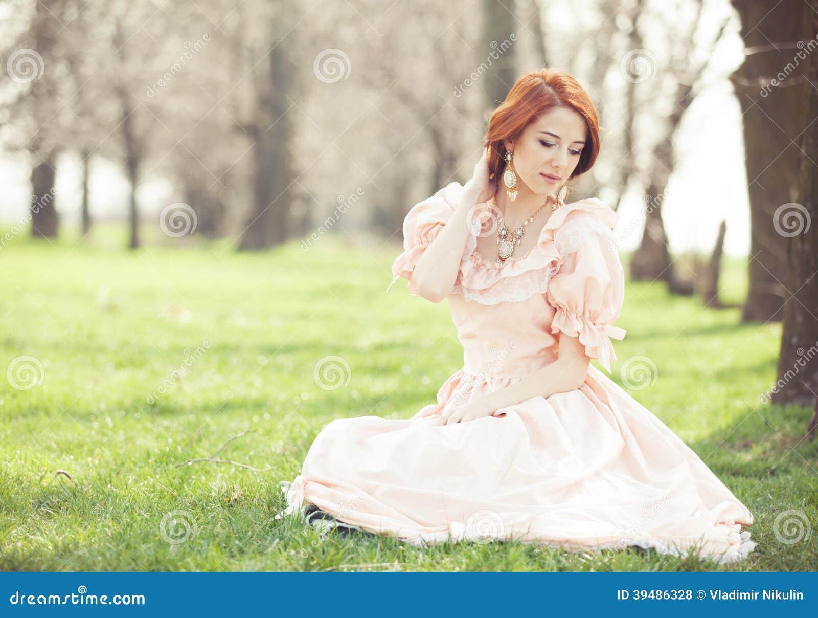 Femmes dans la robe