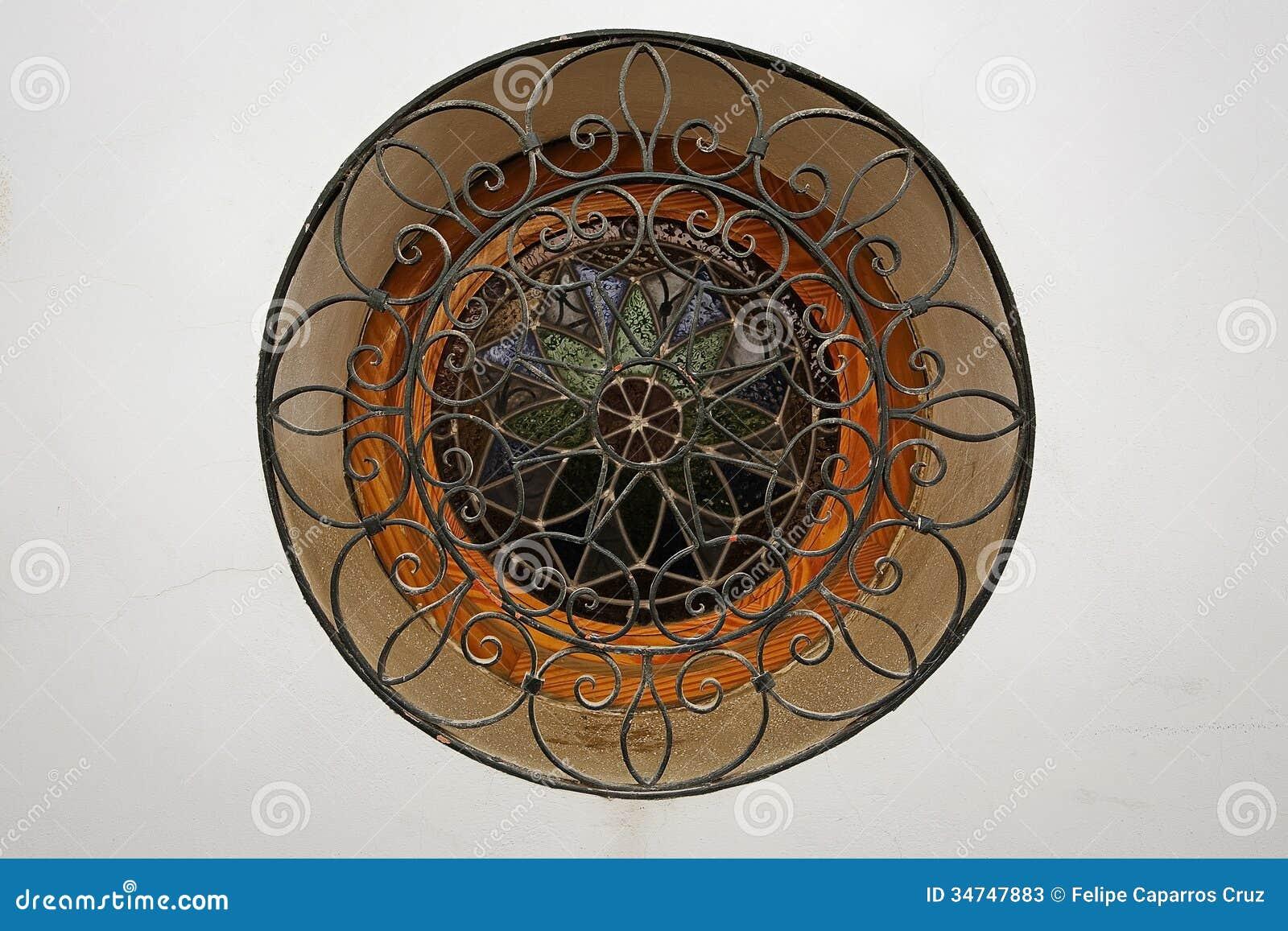 Fen tre arrondie photos stock image 34747883 for Fenetre arrondie