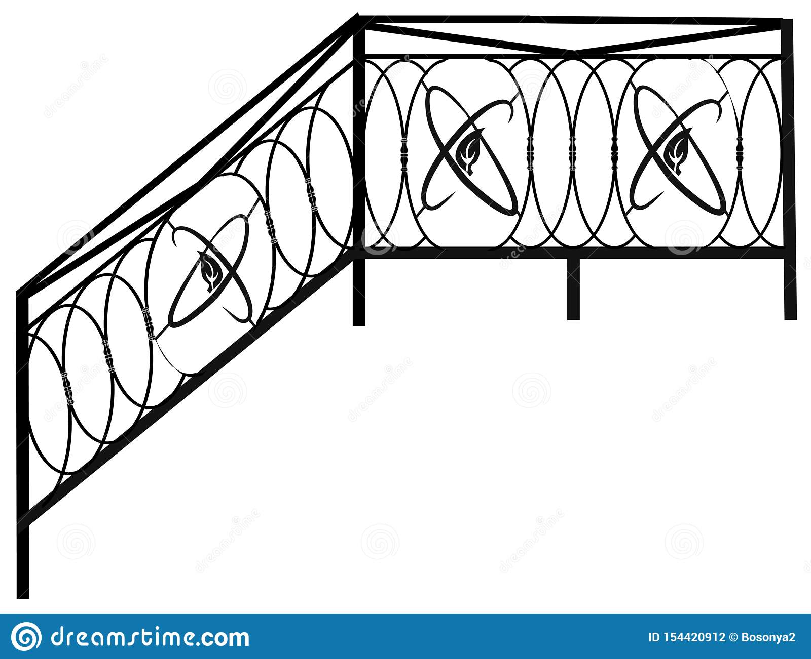 Fences, Railings And Grates. Forged Items And Products For ...