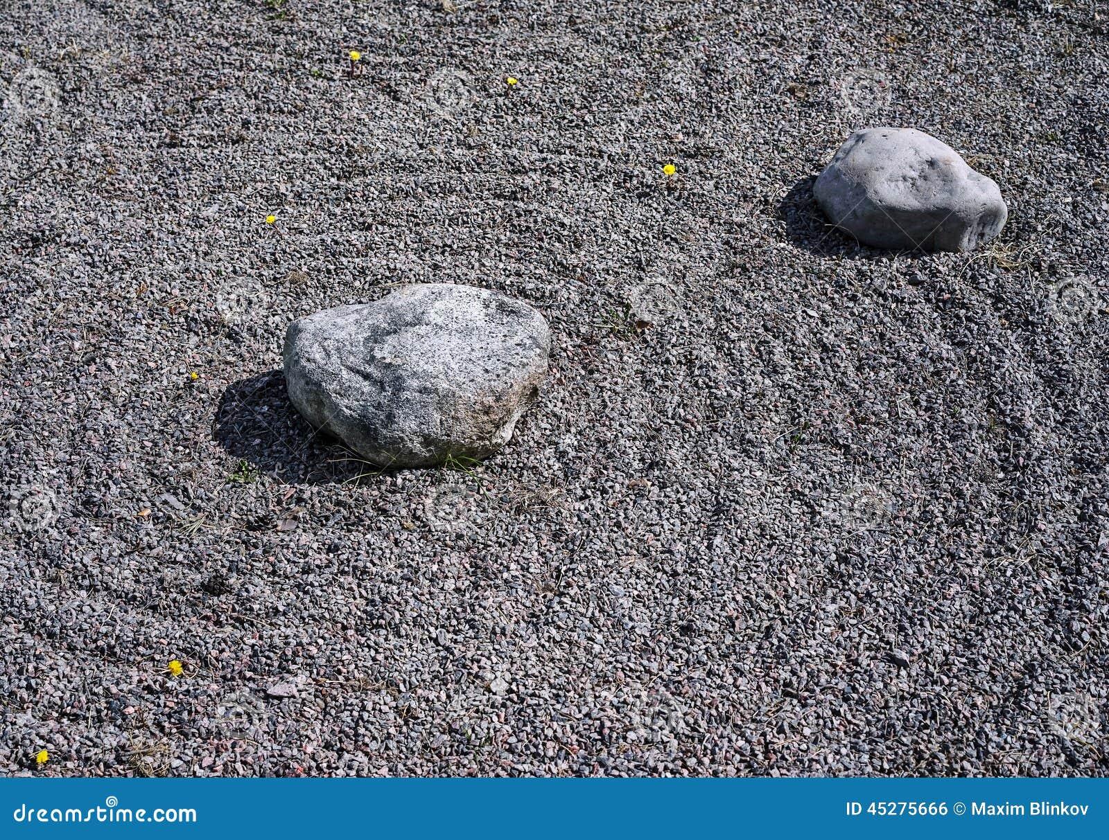 Feng Shui Tuin : Feng shui tuin zen stenen stock foto. afbeelding bestaande uit geest