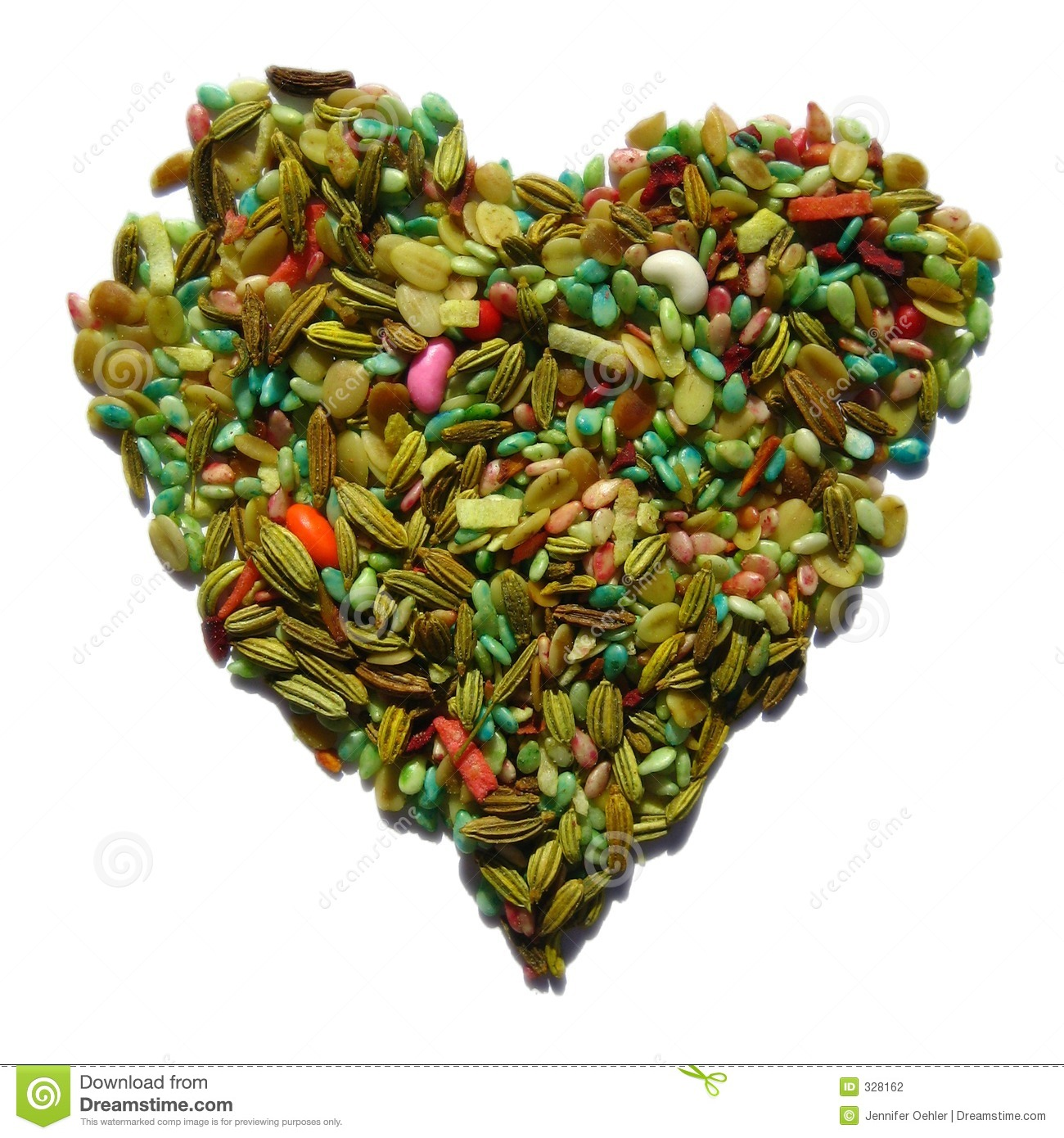 Fennel Heart stock photo  Image of detail, health, fennel - 328162