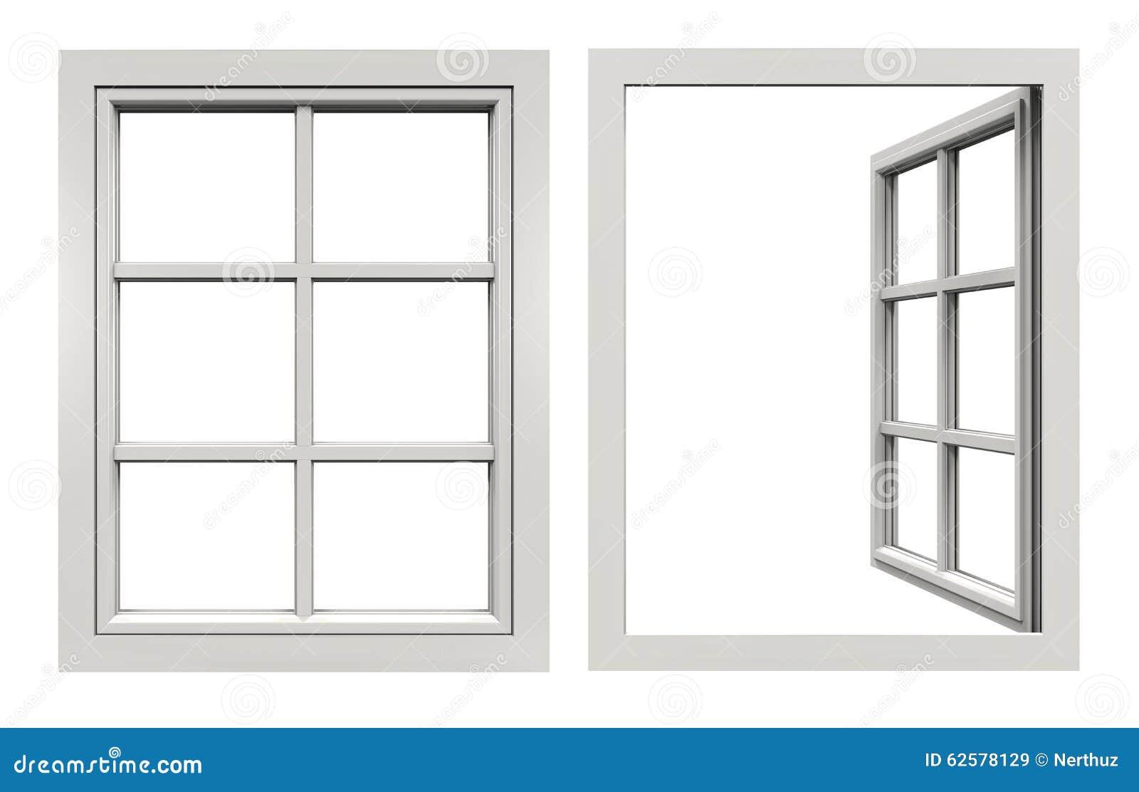 offenes fenster gezeichnet. Black Bedroom Furniture Sets. Home Design Ideas