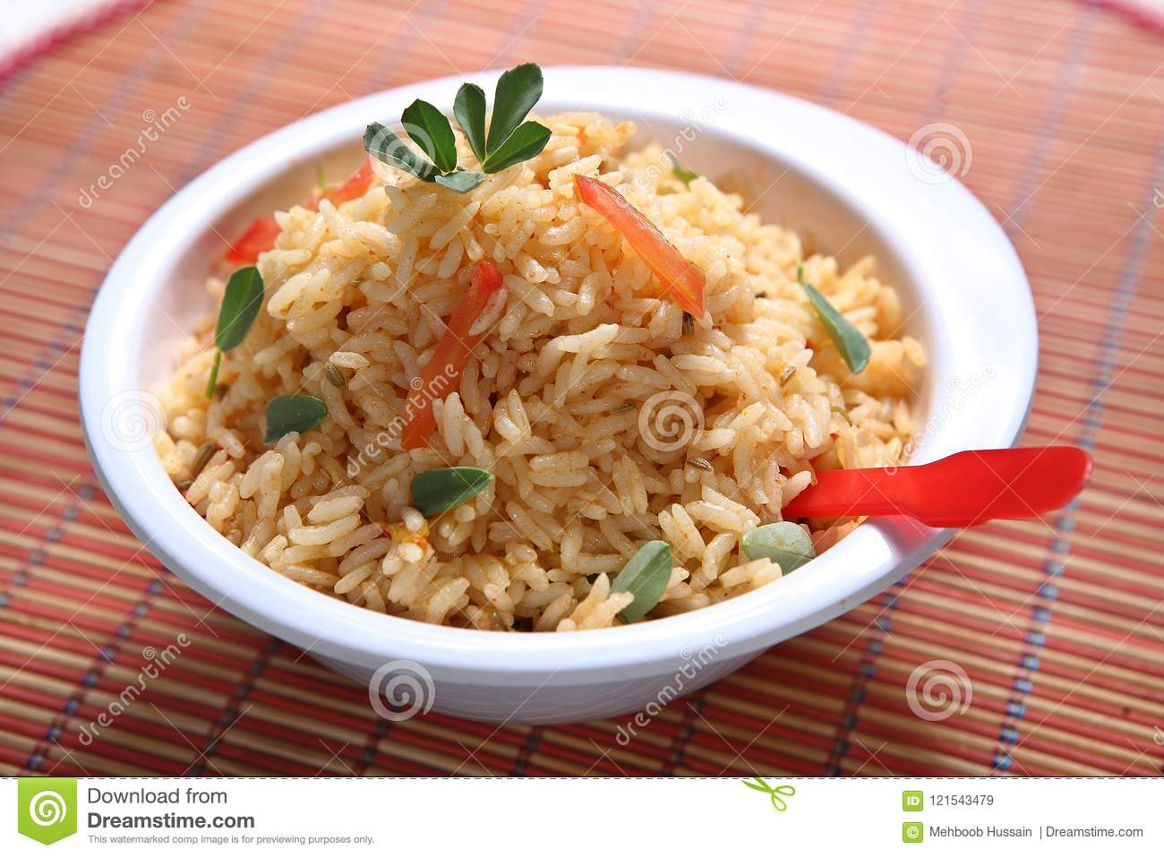 Rice fever thumbs