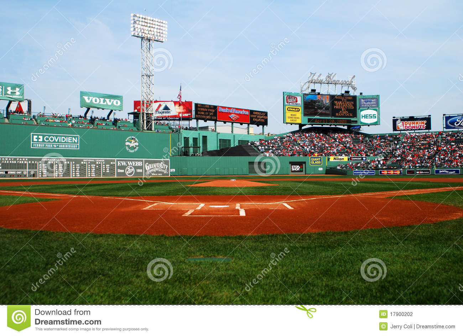 Fenway Park Boston Ma Editorial Photography Image
