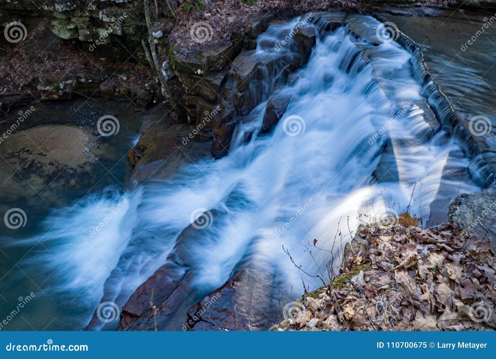 Fenwick bryter vattenfallet