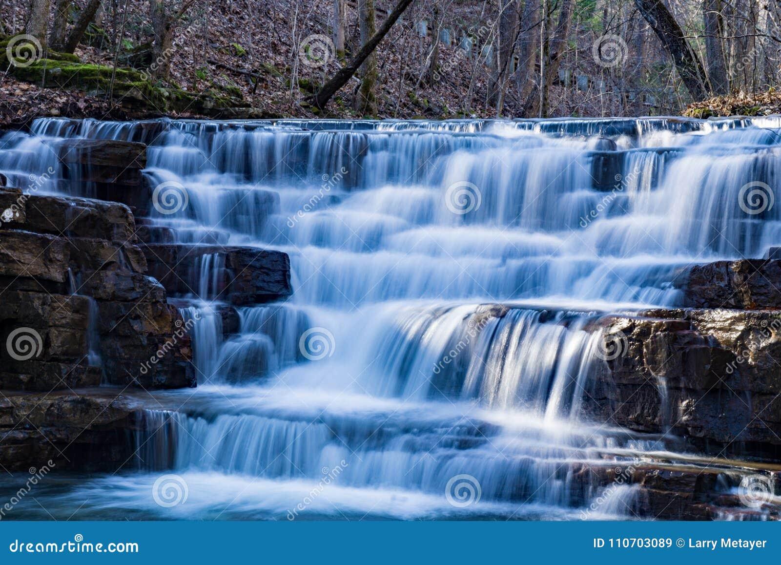 Fenwick mina a cachoeira - 2