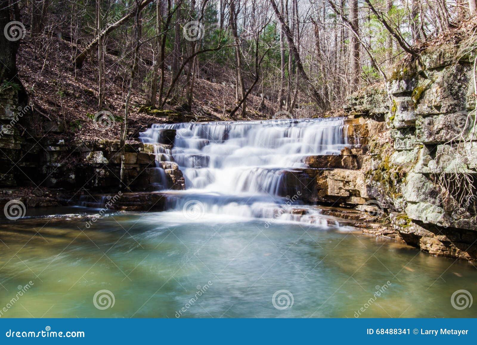 Fenwick mina a cachoeira