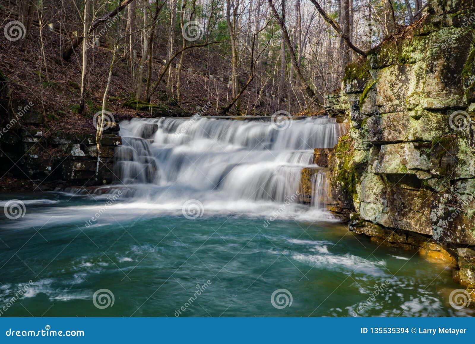 Fenwick mina cachoeiras