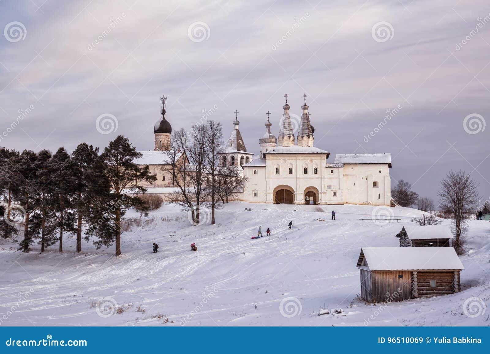 Ferapontov-Kloster, Russland