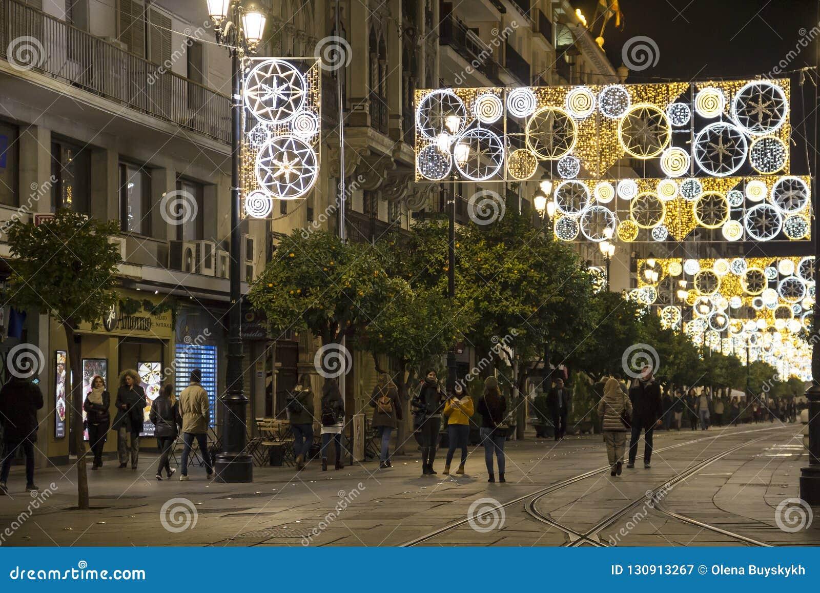 Feriados de inverno em Sevilha, Espanha