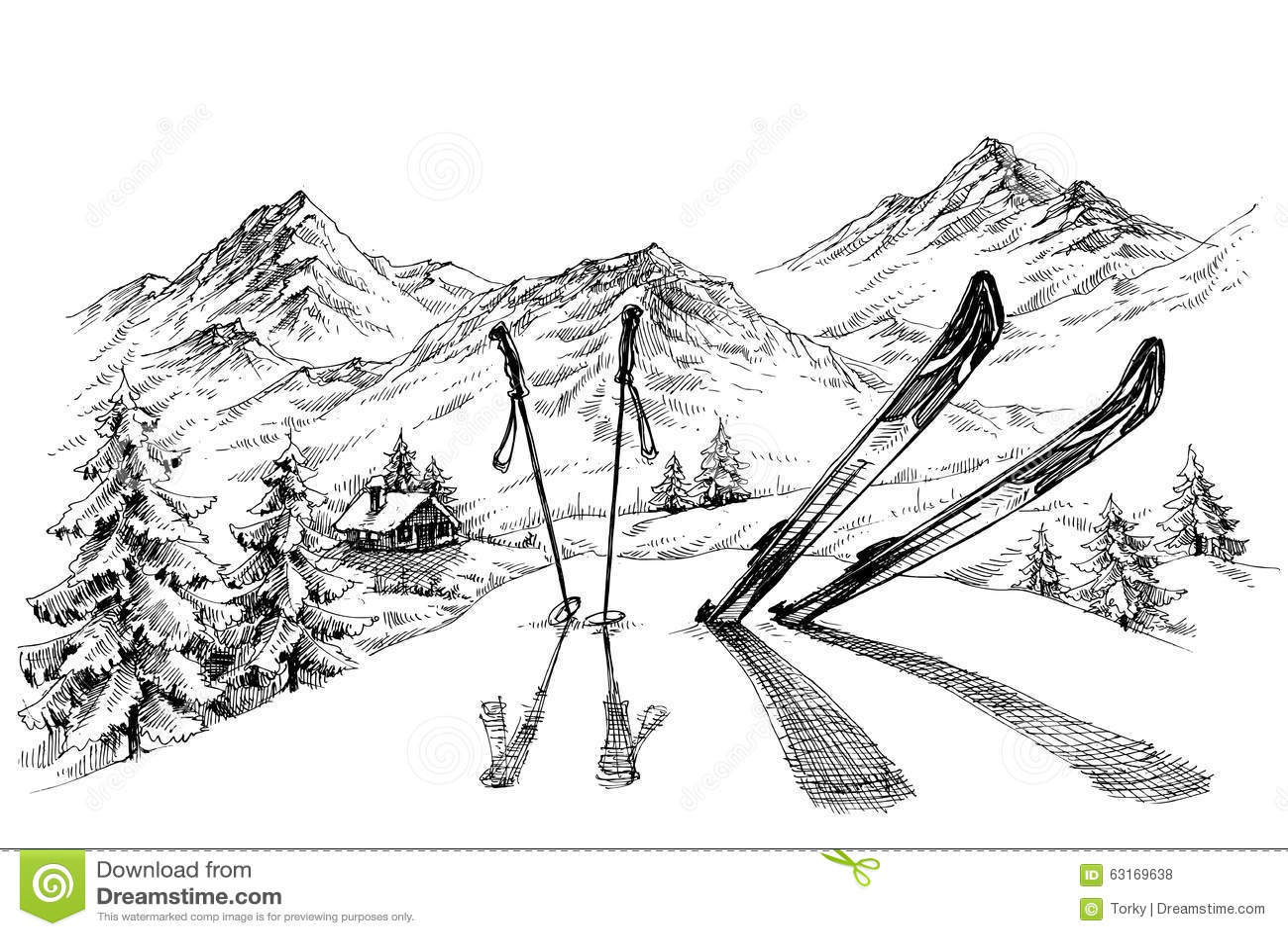 Feriados no esqui