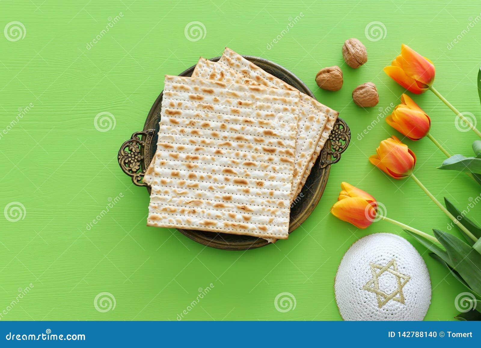Ferie för påskhögtid för Pesah berömbegrepp judisk