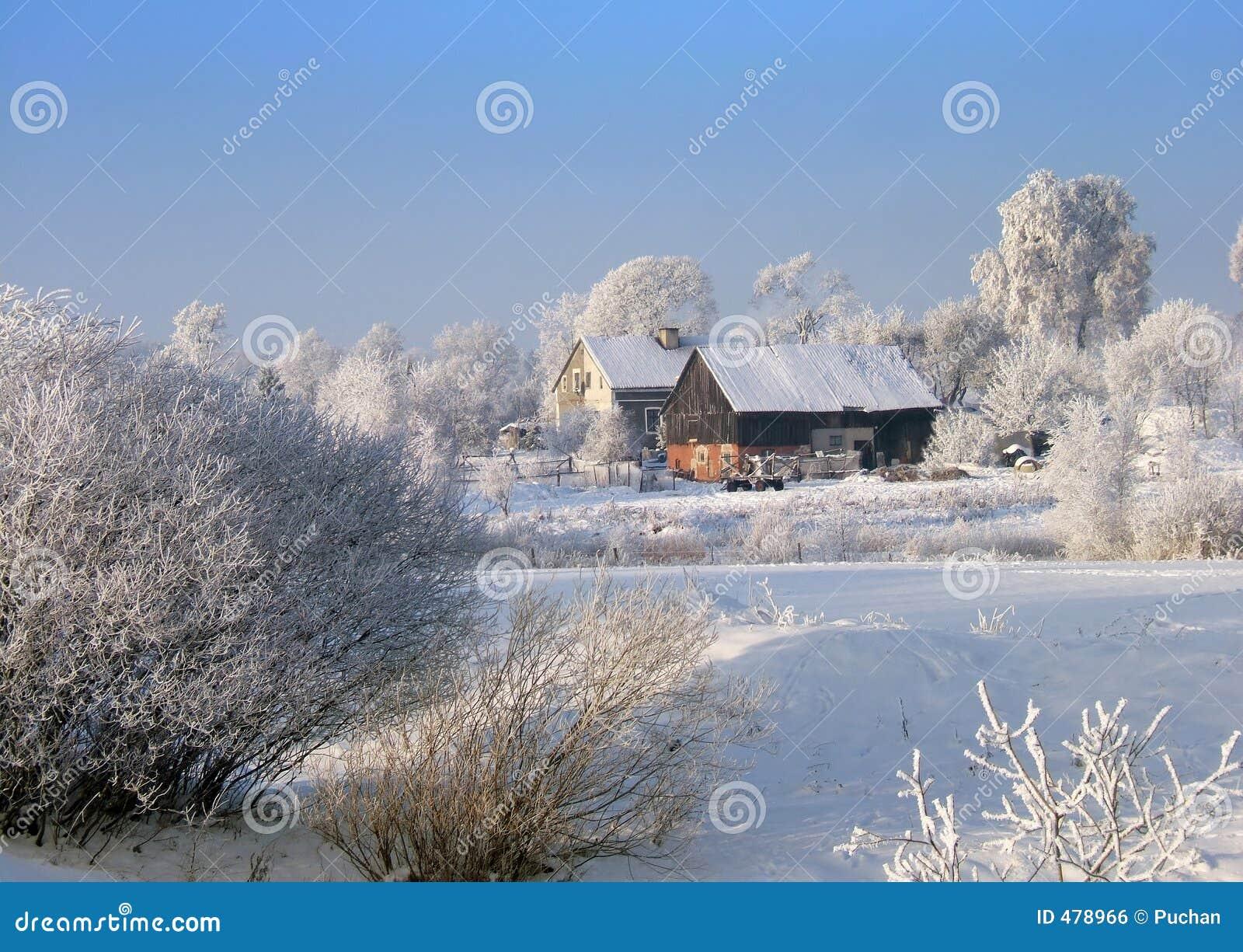Ferme de l hiver