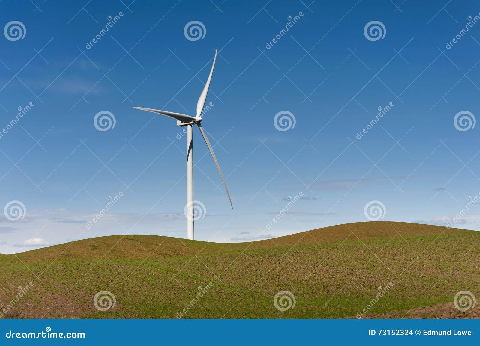Ferme de vent de Palouse
