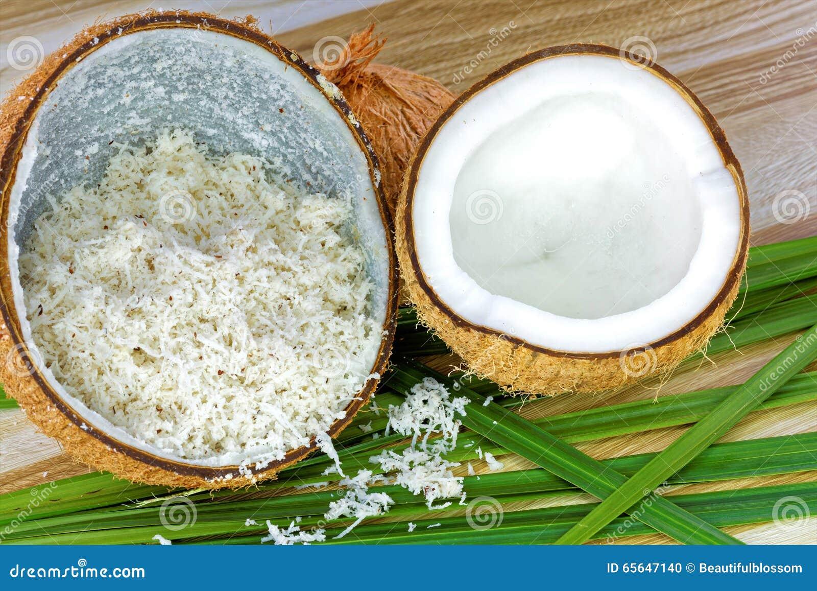 Fermez-vous d une noix de coco