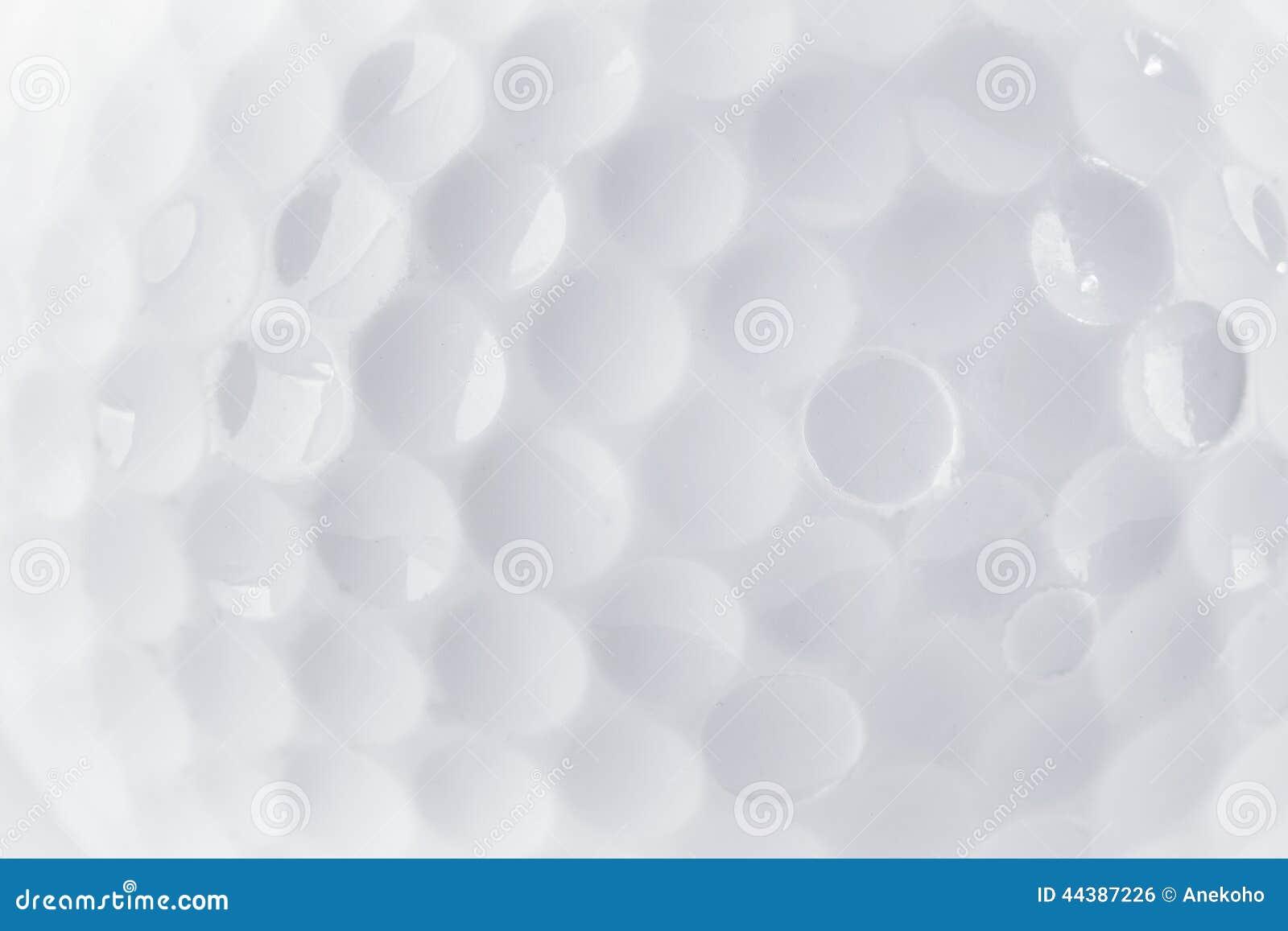 Fermez-vous d une texture de boule de golf