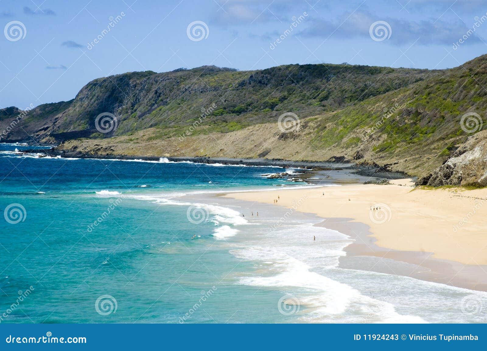 Download Fernando De Noronha - Brazil Stock Image - Image of scene, northeast: 11924243