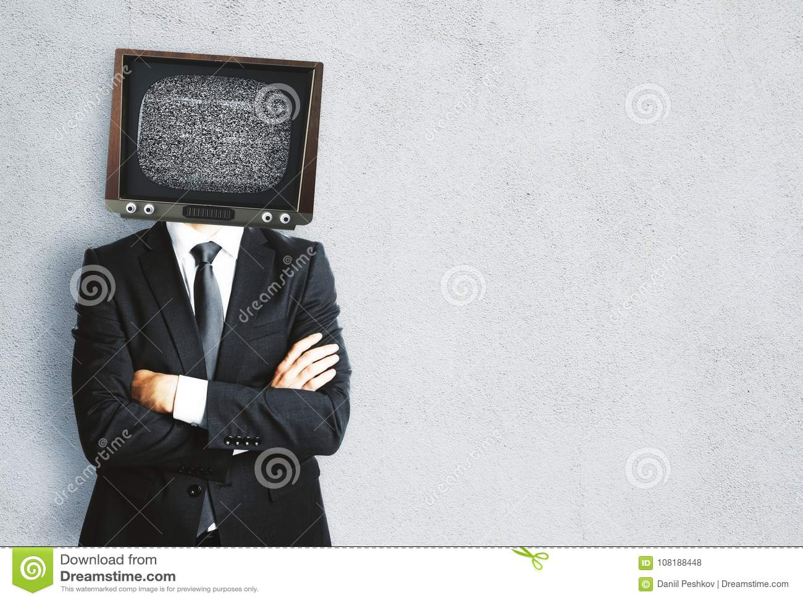 Fernsehen ging Mann voran