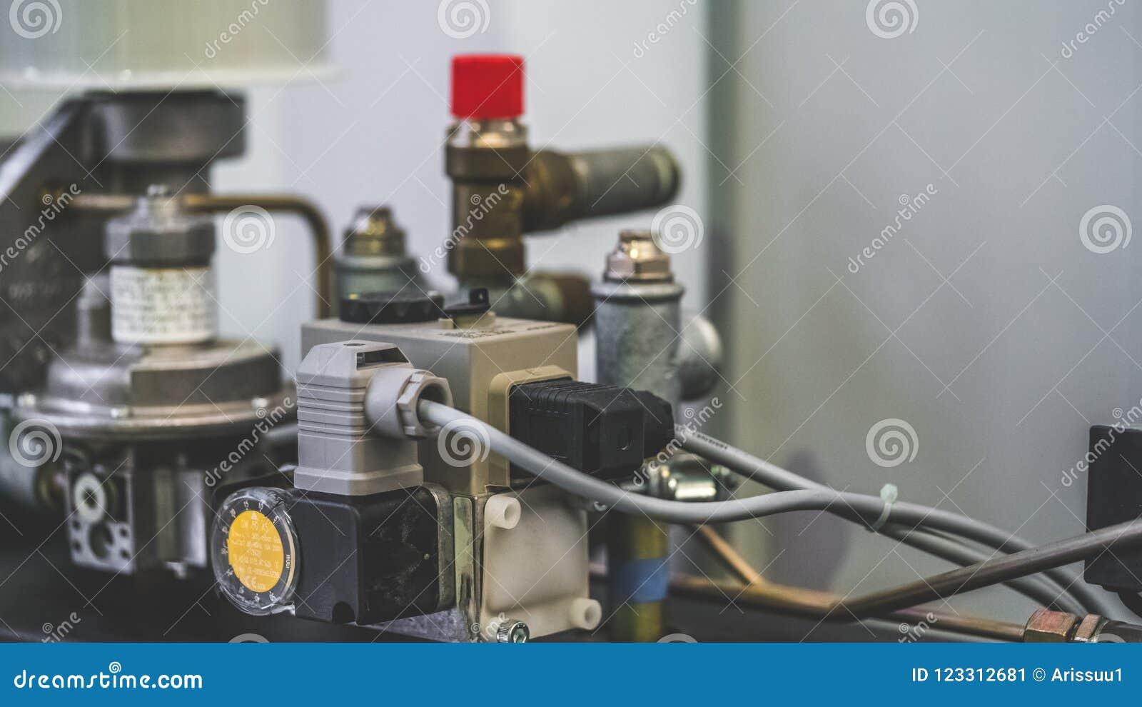 Ferramenta mecânica industrial do instrumento do motor
