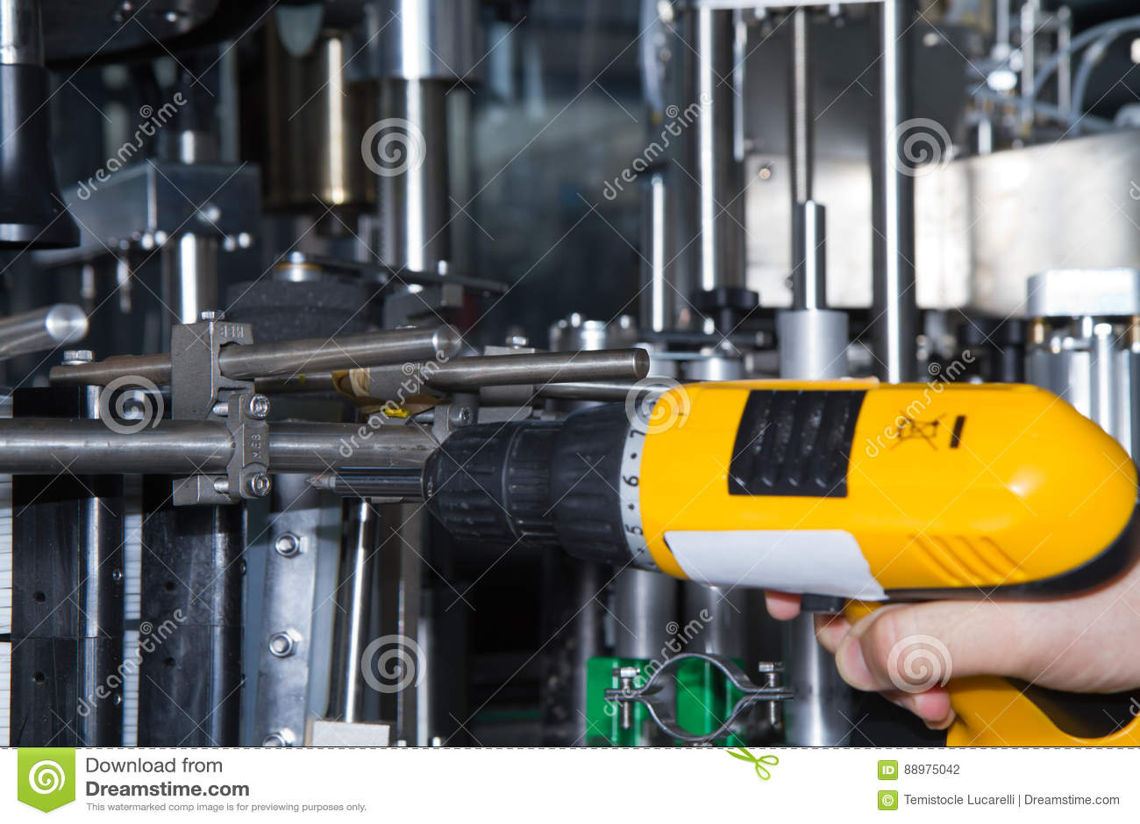 Ferramentas industriais de tools