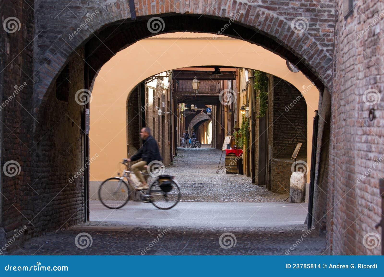 Ferrara, via delle Volte