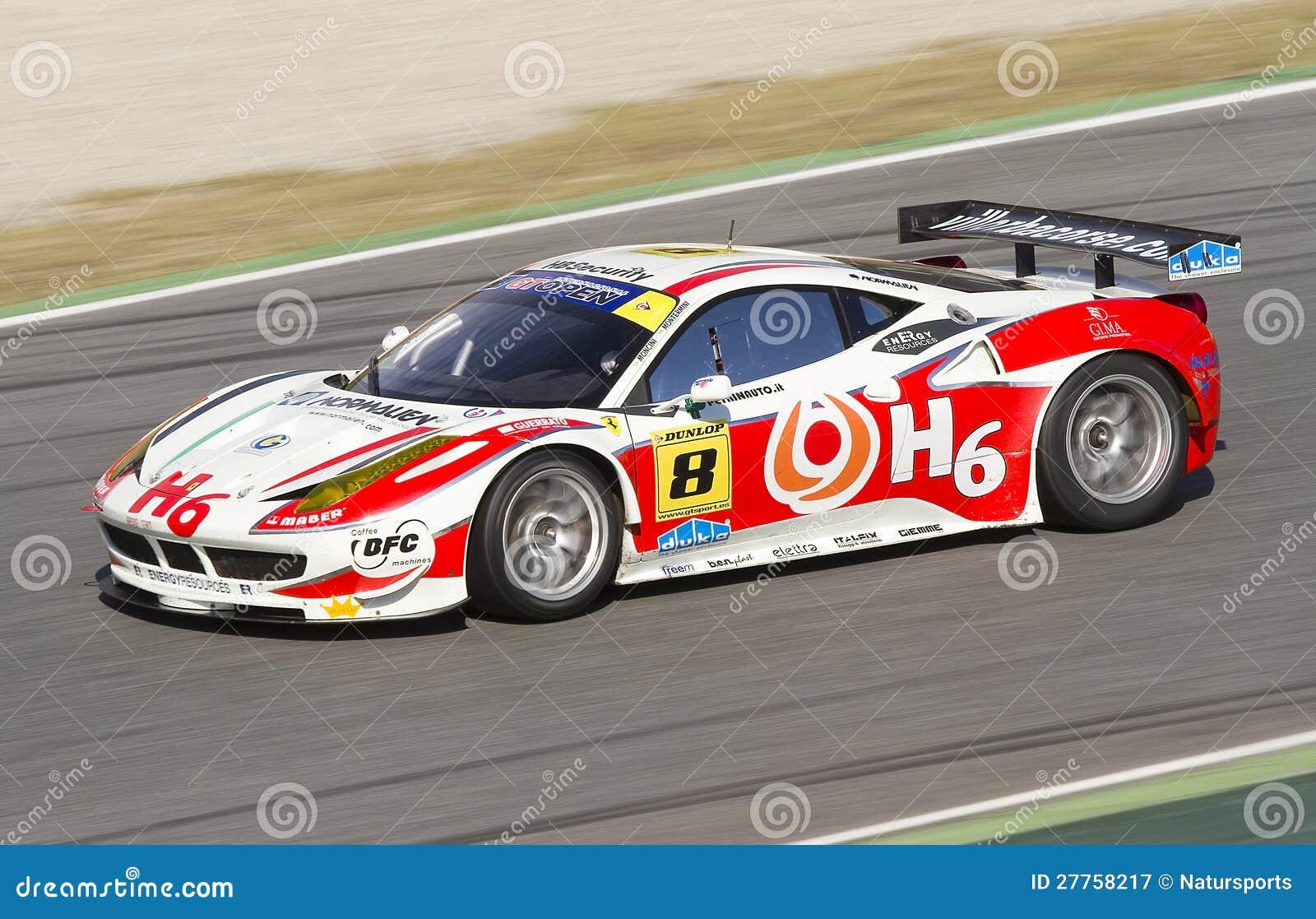Ferrari 458 GT Italie