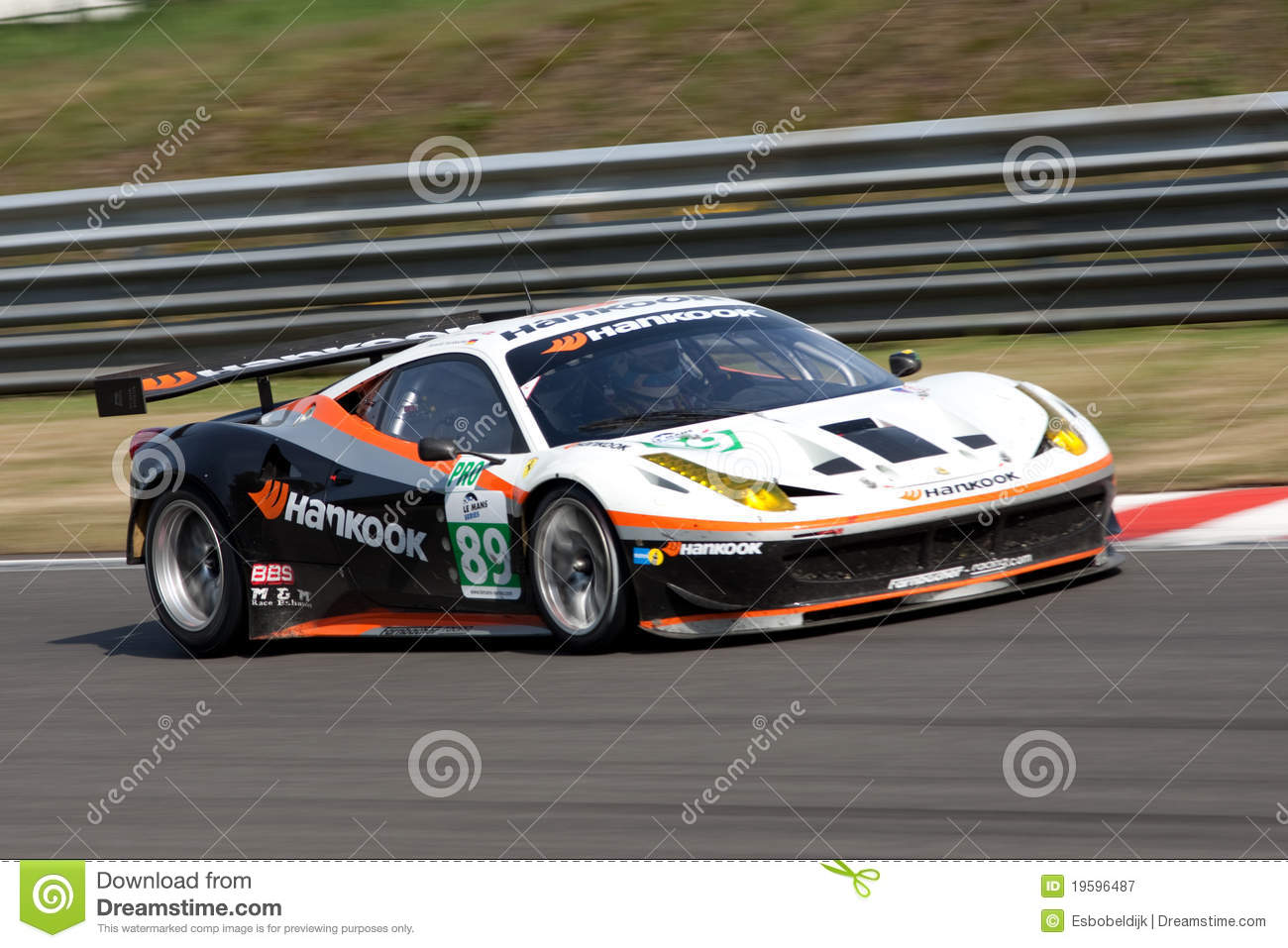 Ferrari 458 Italia Gt3 Editorial Photography Image Of Championship 19596487