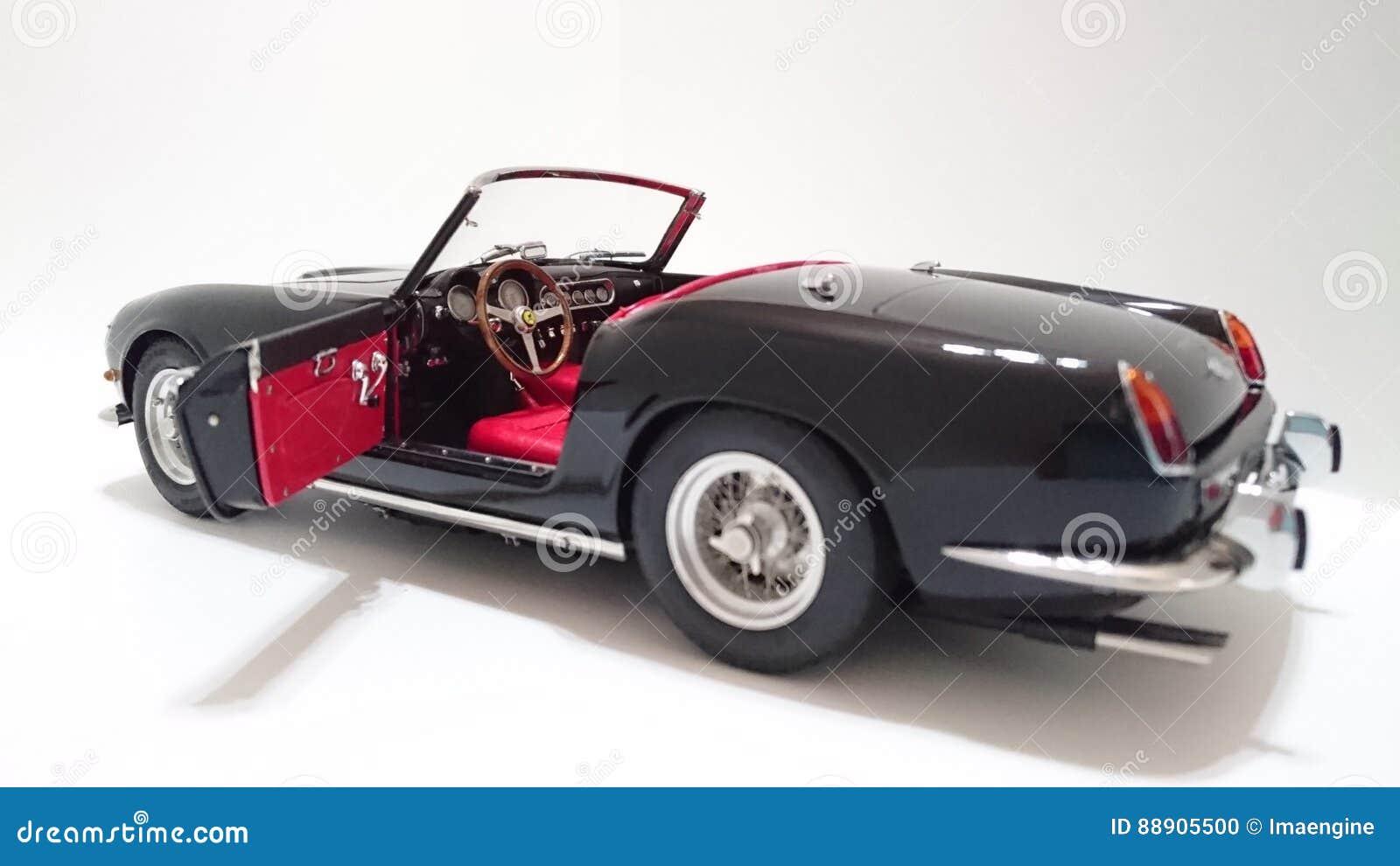 Ferrari California 250 Gt Swb Spyder Italian Cabrio Sports Car Open