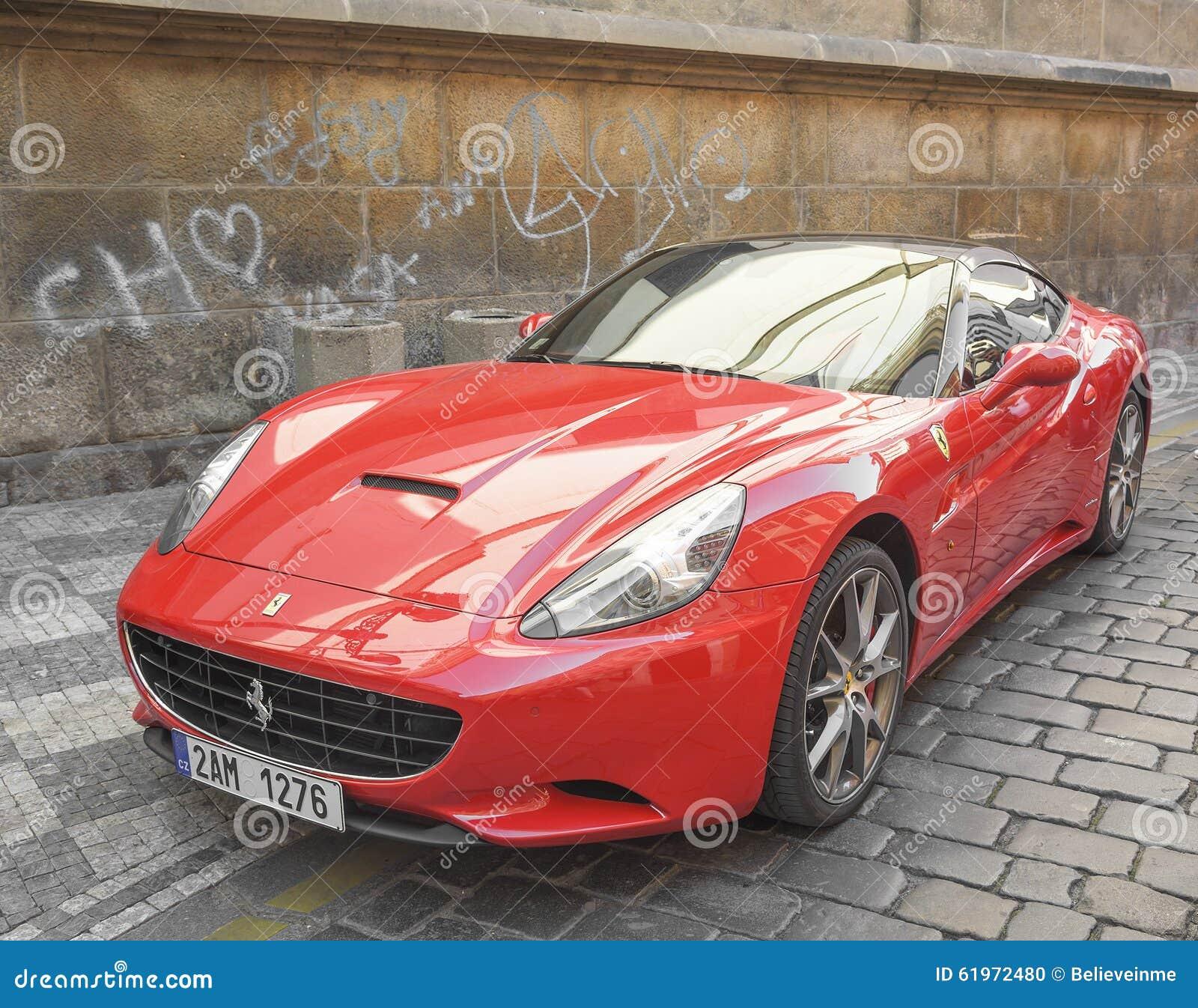 Ferrari F12 Berlinetta Imagen Editorial