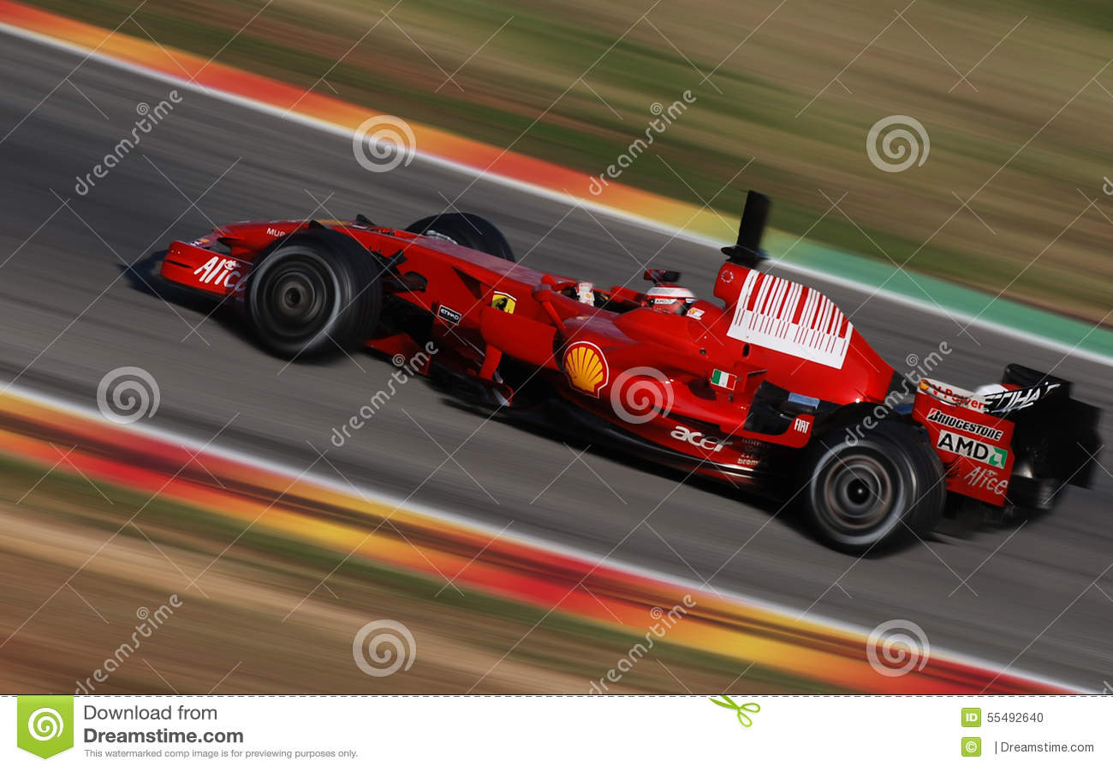 Ferrari F1 Schumacher