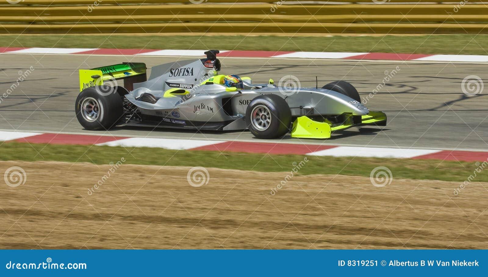 Ferrari Filipe του Αλμπικέρκη η ομάδα