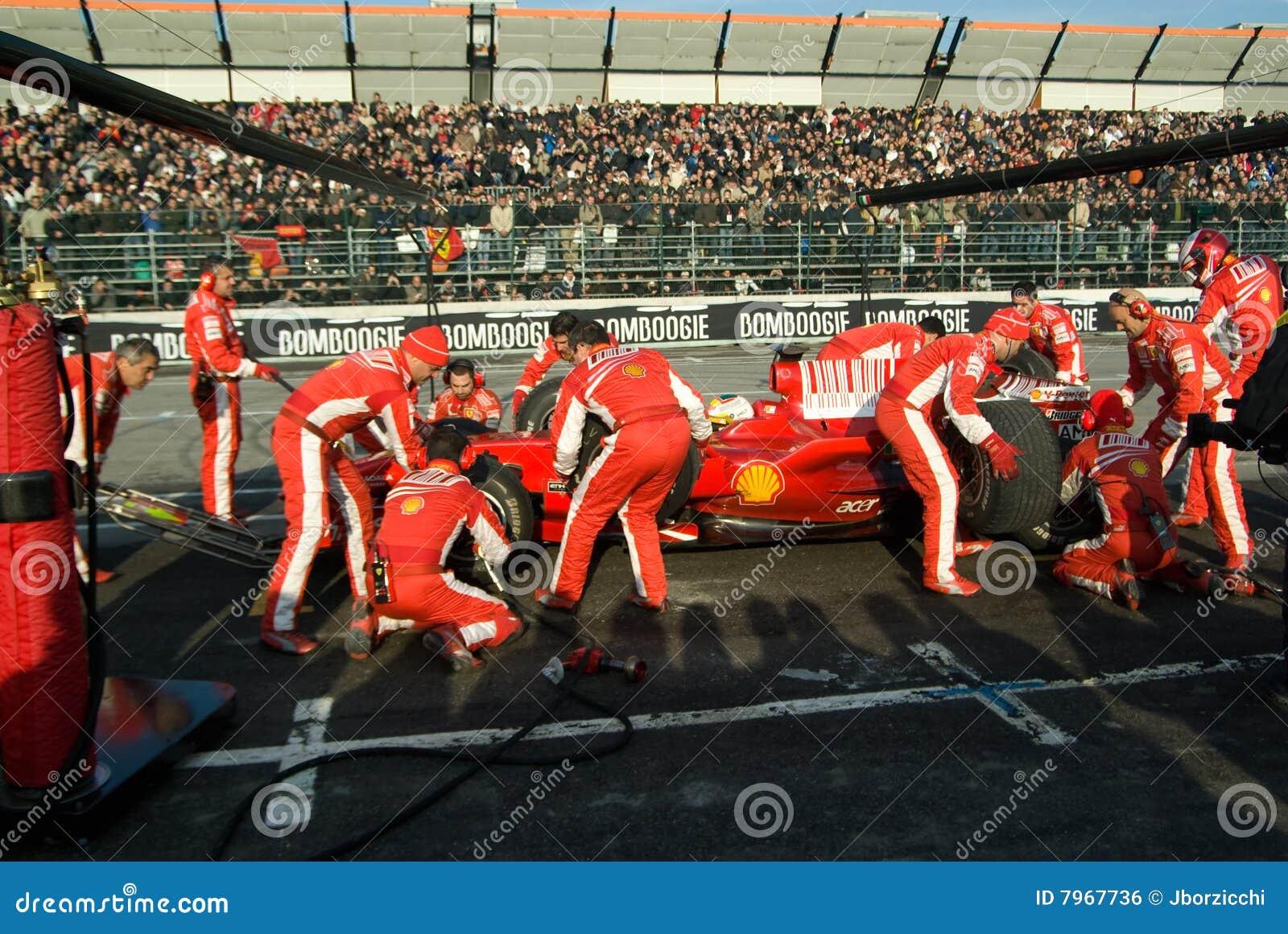 Ferrari Formula One Team