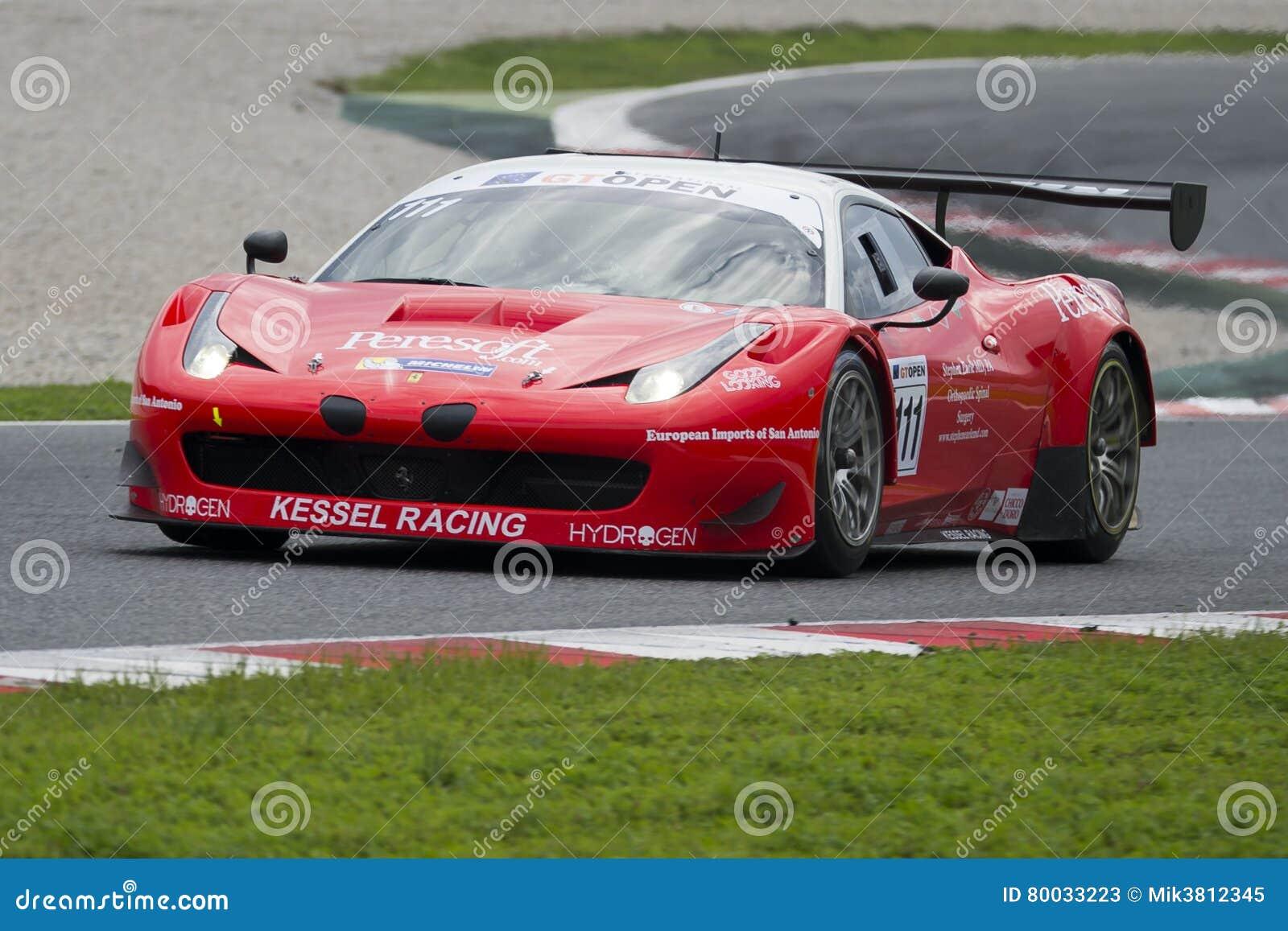 Ferrari 458 Gt3 Gt Internacional Abierta Foto De Archivo Editorial Imagen De Abierta Internacional 80033223