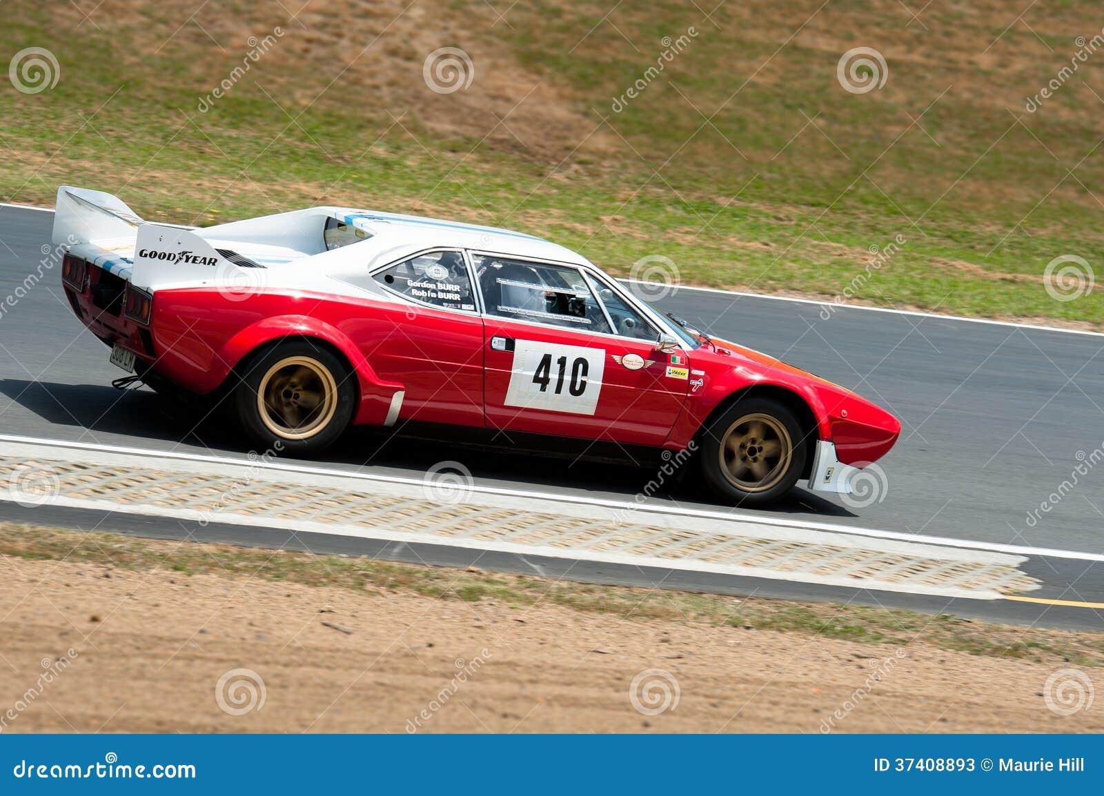 Ferrari GT4LMR 1980 wyzwanie