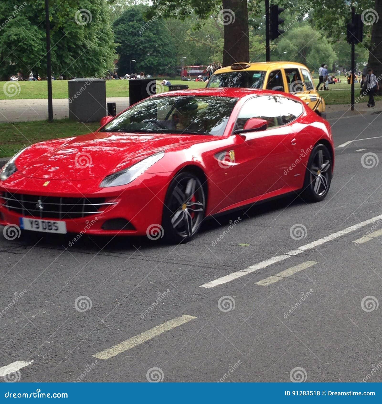 Ferrari i London