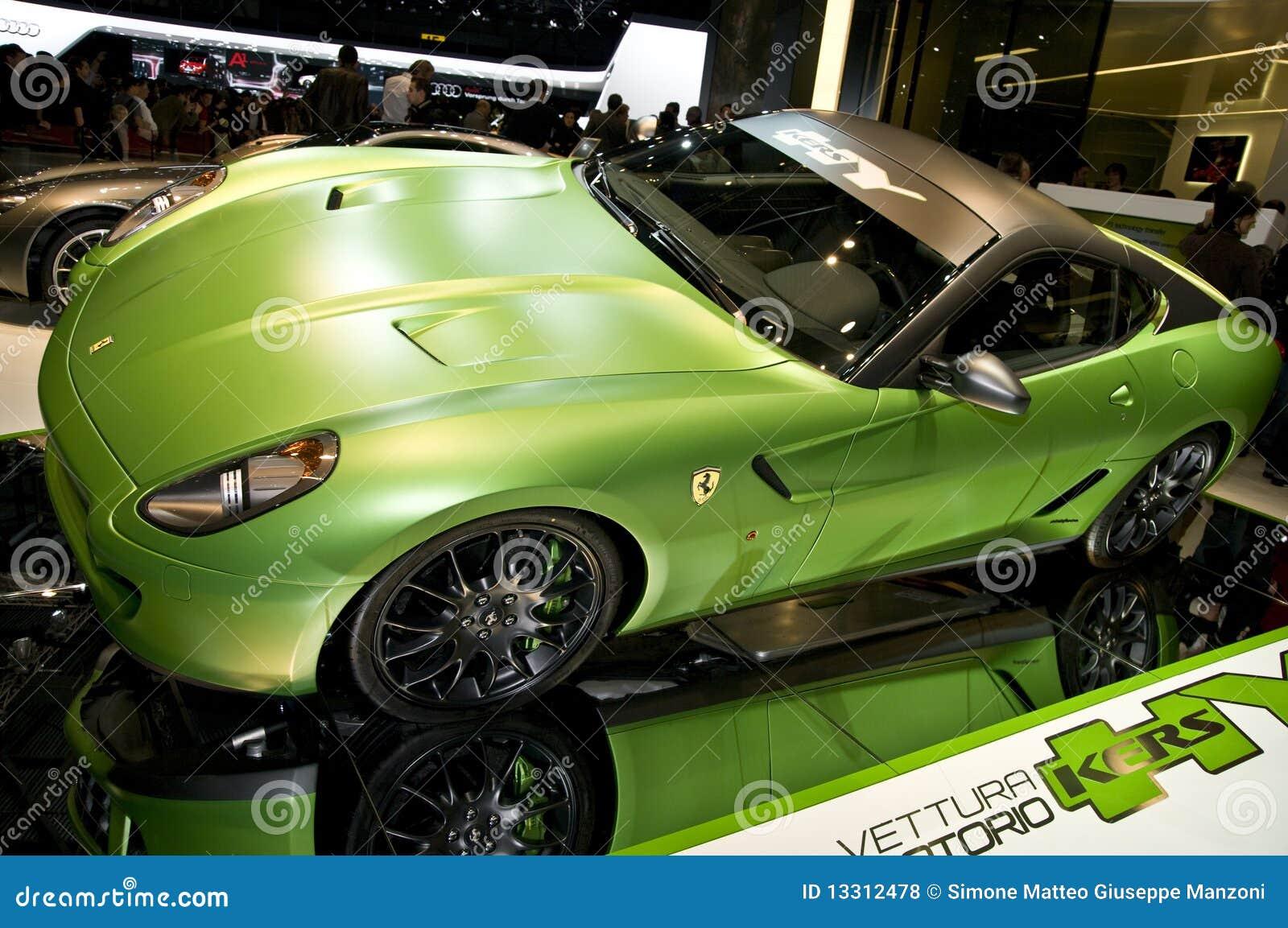 kers car