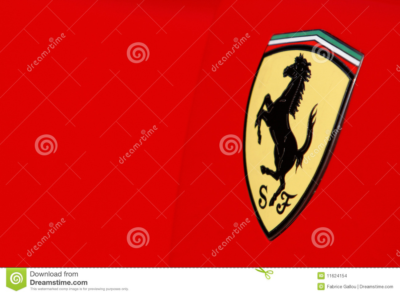 Ferrari logo stock photos download 1217 images ferrari logo on red sport car cavallino rampante badge stock images buycottarizona Choice Image