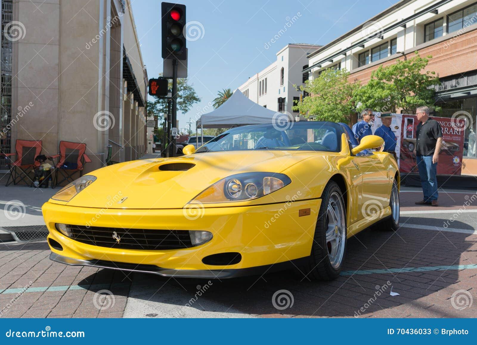 Pasadena Car Show April