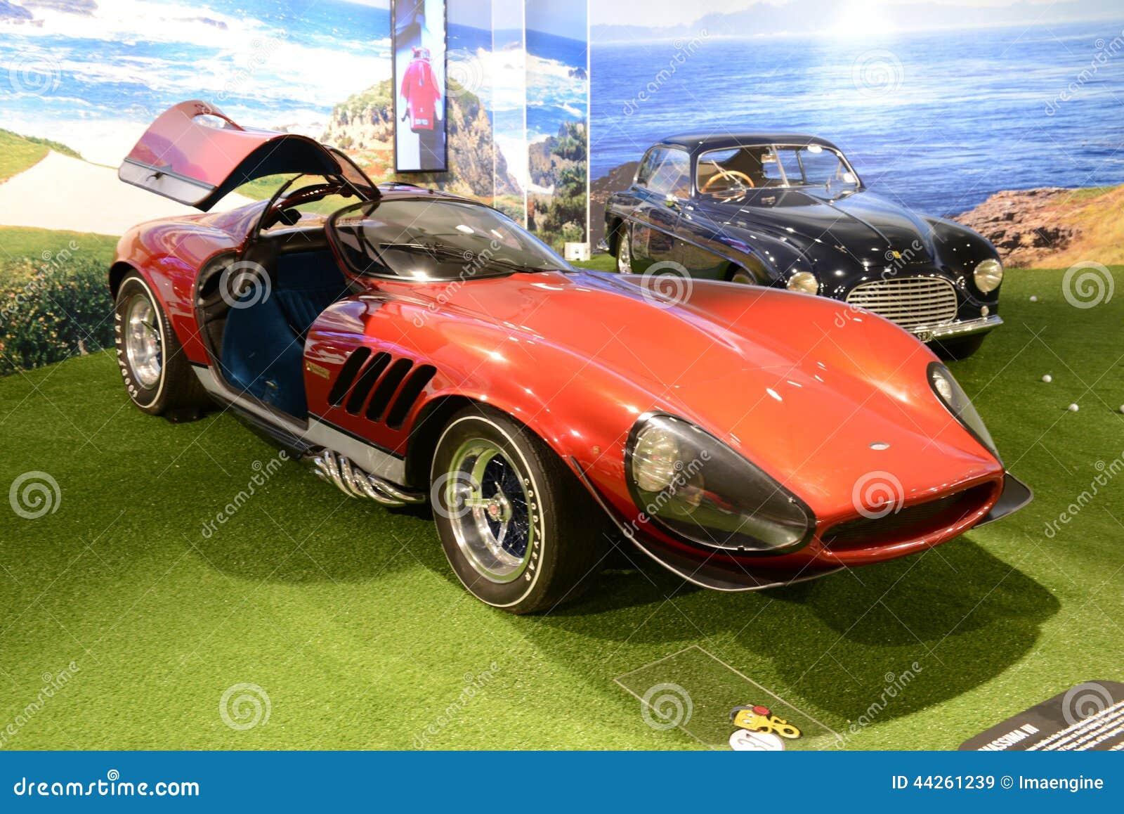 Ferrari Massima III