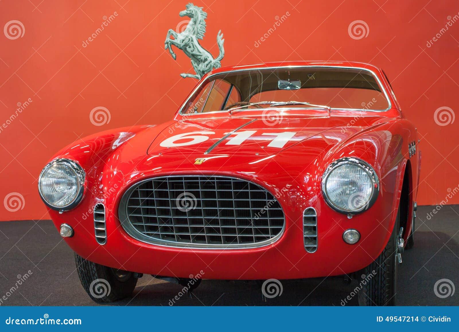 Ferrari 250 S Editorial Stock Image Image Of Display 49547214