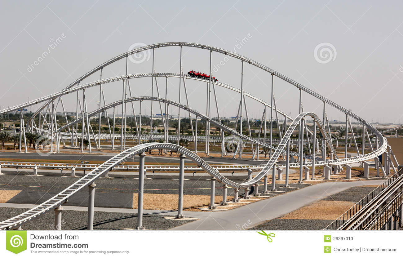 ferrari world roller coaster editorial image image 29397010. Cars Review. Best American Auto & Cars Review