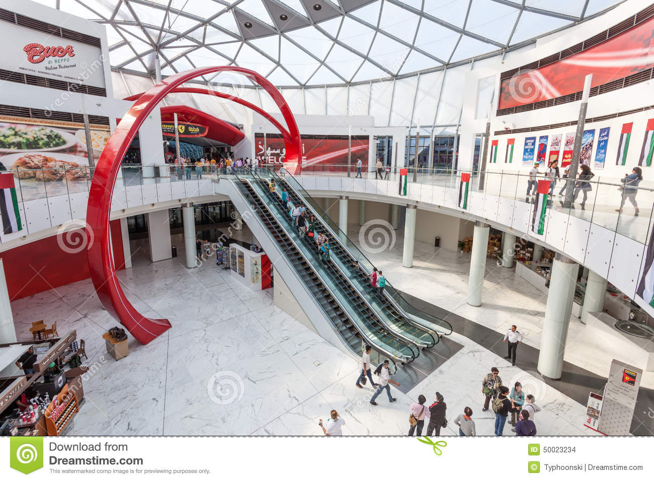 ferrari world theme park in abu dhabi editorial stock image image. Cars Review. Best American Auto & Cars Review