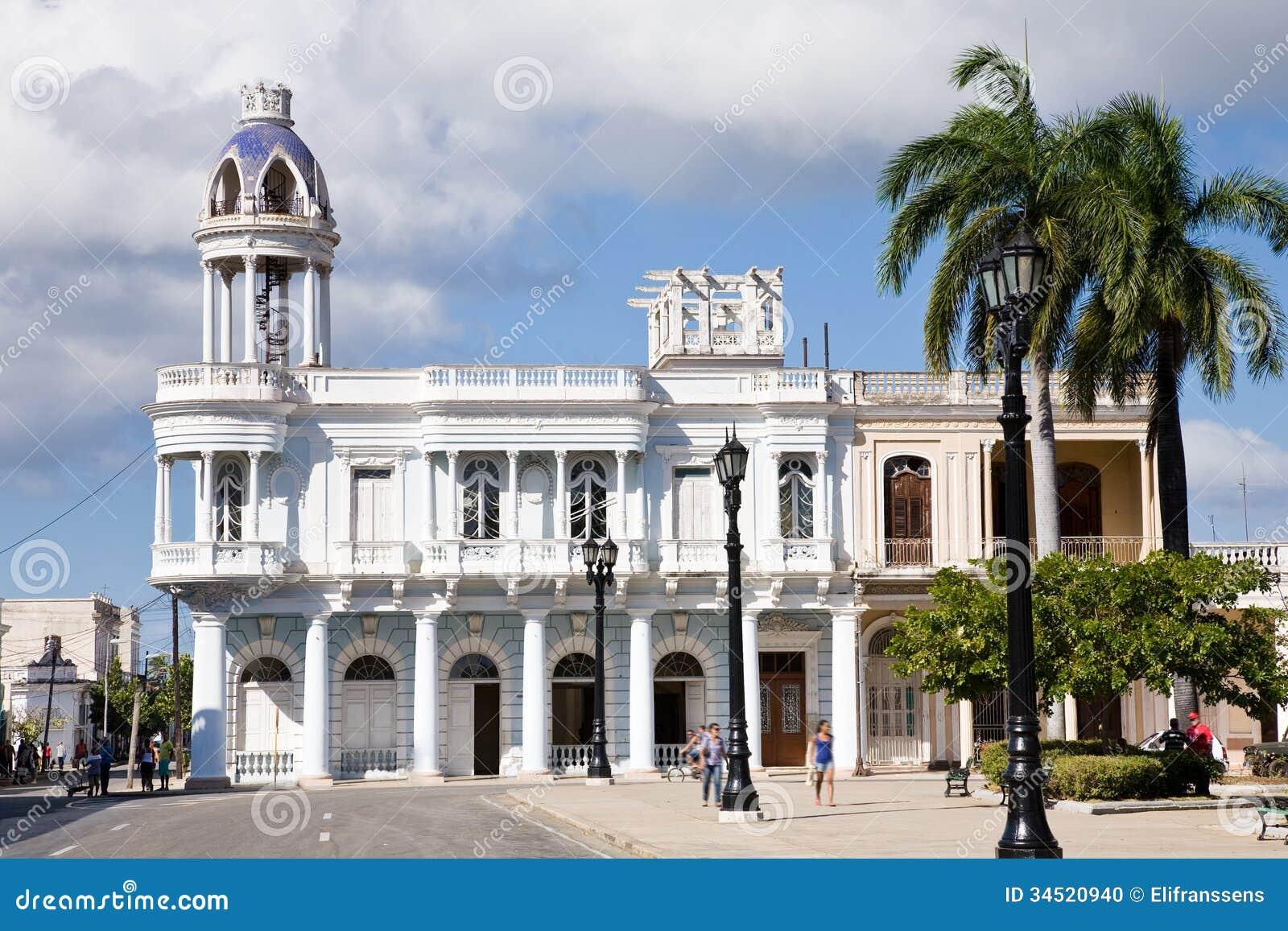 Ferrerpaleis, Cienfuegos