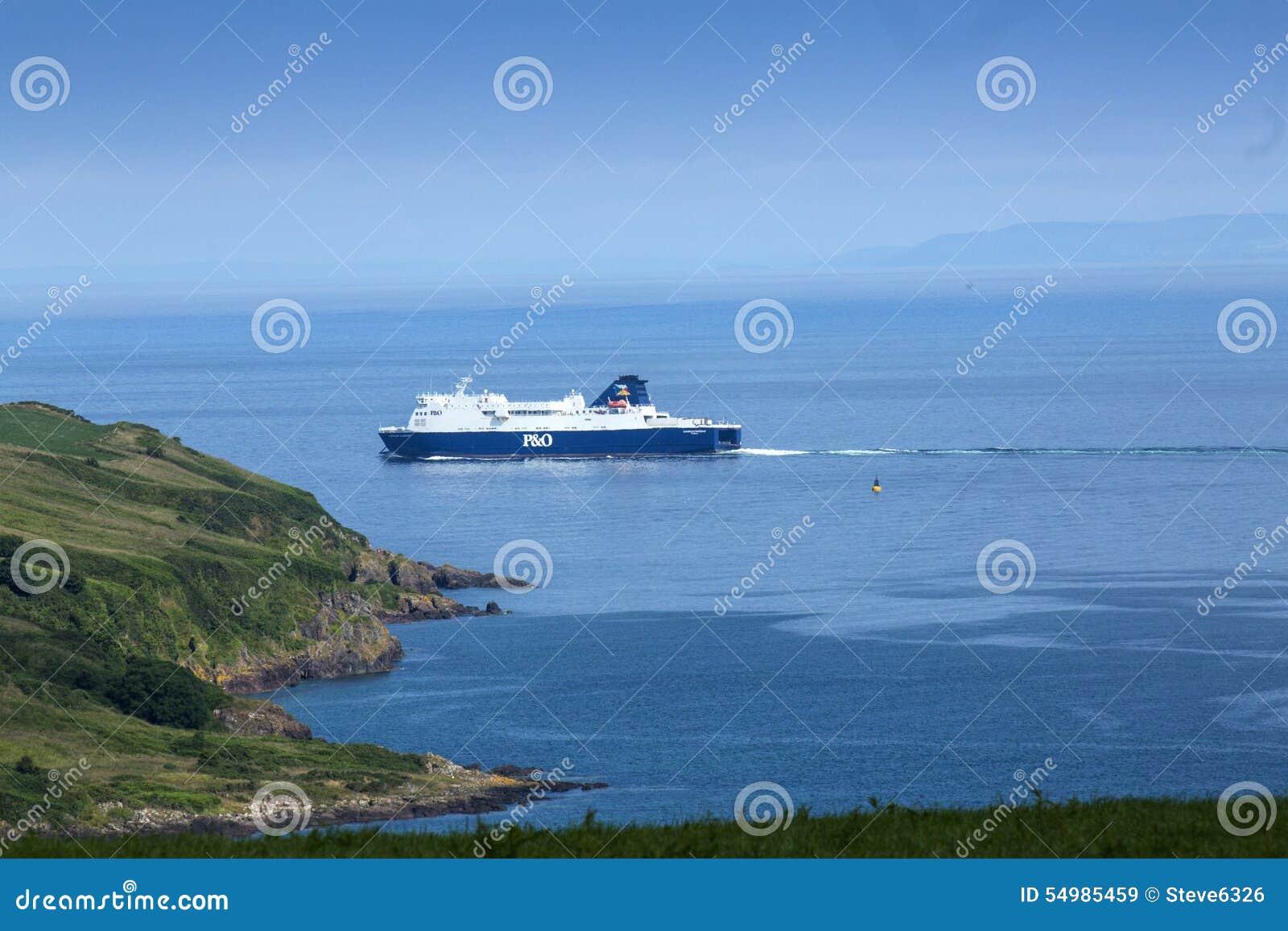 Ferries de P&O
