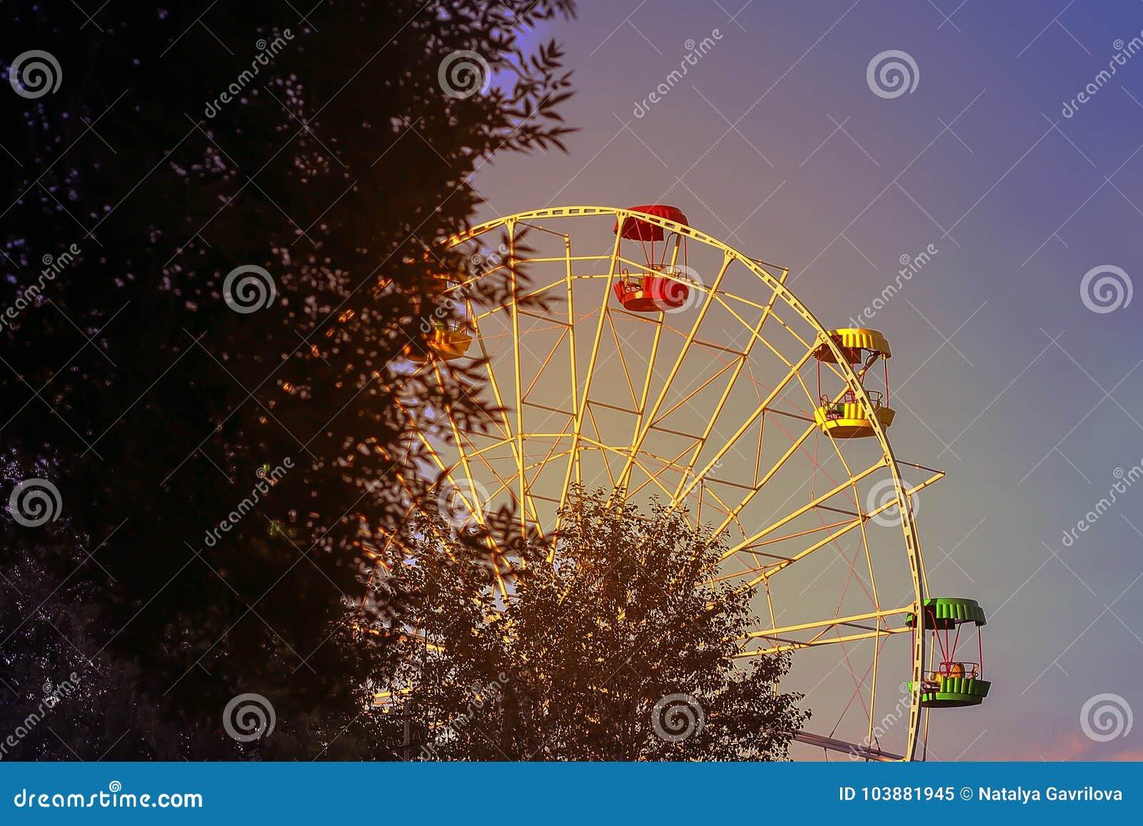 Amusement a Park